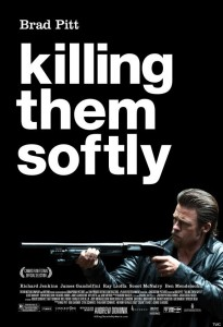 Killing them softly - Filmposter