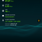 Nexus 5 - Wlan Speedtest