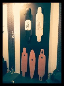 Mathilda Longboards @ ISPO 2013
