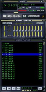 Winamp 2.9.5 - Main Player